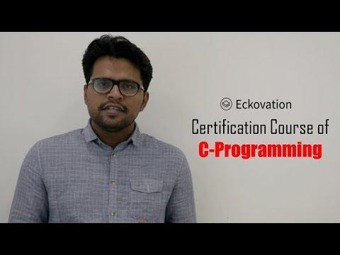 C Programming Certification Course | Training & Internship ...