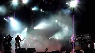 Apulanta - Reunalla[t] (live, Ilosaarirock 2011)