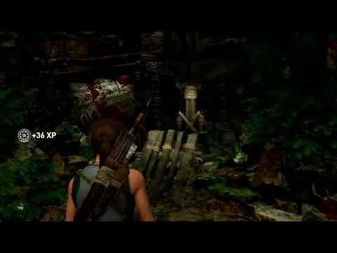 Trial of the Eagle Challenge Tomb de Shadow of the Tomb Raider