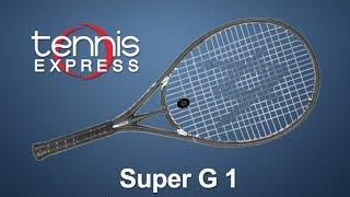 Ρακέτα τέννις Volkl Super G 1 video