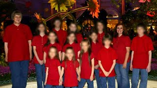 """House of horrors"" parents charged for torture against their 13 children"