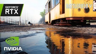 Battlefield V: Ray Tracing Cinematic Compilation – GEFORCE COMMUNITY SHOWCASE