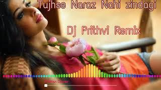 तुझसे नाराज़ नहीं ज़िन्दगी Tujhse Naraz Nahi Zindagi I K Raj Creations Hindi Dj Remix Gana