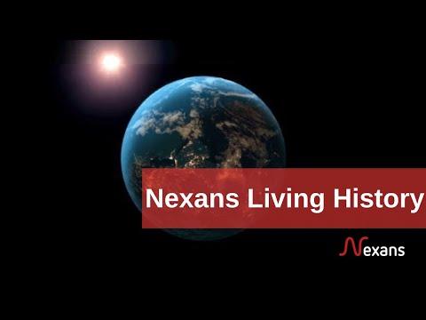 Video Nexans Living History