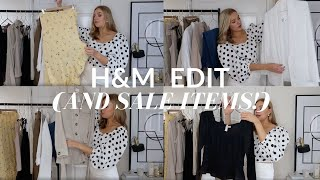 HUGE H&M TRY ON HAUL (SALE ITEMS INCLUDED!)   LYDIA TOMLINSON