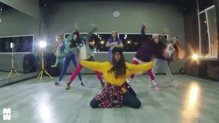 Chris Brown   Fine By Me choreography by Veronika Komar   Dance Centre Myway