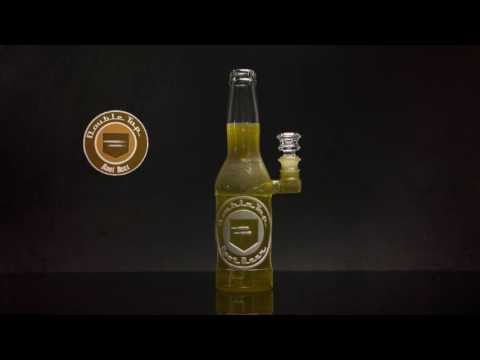High Tech Glassworks Double Tap Root Beer Perk A Cola on Youtube