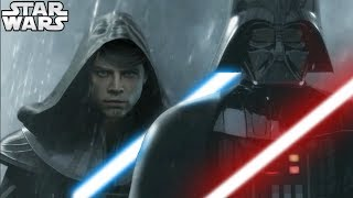 """What if Luke Joined Vader When He Said """"I AM YOUR FATHER"""" - Star Wars Theory Fan-Fic"""