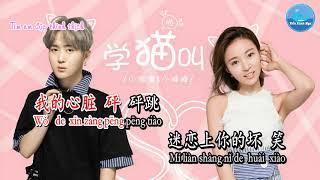 Học Mèo Kêu [学猫叫] - Tiểu Phan Phan & Tiểu Phong Phong [小潘潘&小峰峰] (Karaoke)