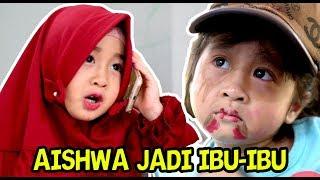AISHWA JADI IBU 3 ANAK
