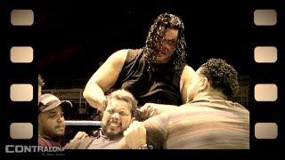 FLASHBACK: Ray González recorta el cabello de Juan Manuel Ortega (WWC Noche de Campeones 2016)