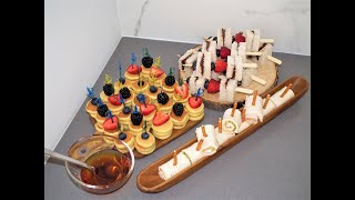 Kids Party Finger Food Ideas/party Finger Food Series