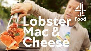 MOUTHWATERING Lobster-Infused Mac & Cheese?! | Jamie's Comfort Food