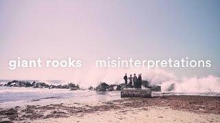 Musik-Video-Miniaturansicht zu Misinterpretations Songtext von Giant Rooks