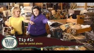 6 Tips To Find Antiques For Money By Dr. Lori