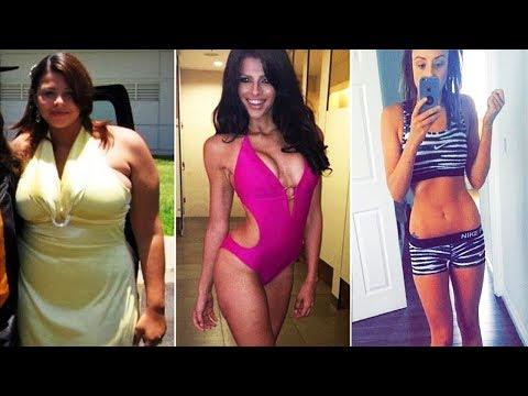 Похудение: ДО и ПОСЛЕ! Супермотивация для всех, кто худеет!