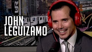 John Leguizamo talks about his Characters, Becoming an Icon in the LGBT Community + The Infiltrator!