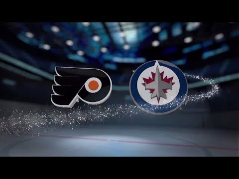 Philadelphia Flyers vs Winnipeg Jets - November 16, 2017 | Game Highlights | NHL 2017/18. Обзор