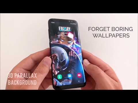4D Parallax Wallpaper - 3D HD Live Wallpapers 4K - Free ...