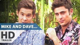 Mike And Dave Need Wedding Dates Promo Trailer 2016 Zac Efron Anna Kendricks Movie HD