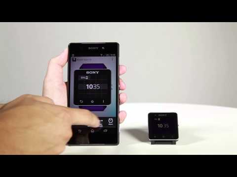 Develop clocks and widgets for SmartWatch 2 with the new Widget API