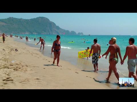 Самые красивые пляжи Турции! Провинция Анталья