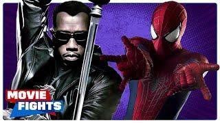 Best Comic Book Origin Movie Before Black Panther? MOVIE FIGHTS (DJ vs MARKEIA)