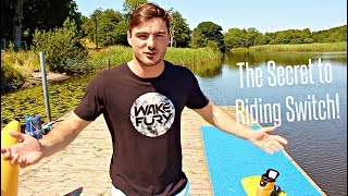 How To Improve Switch Riding - Wakeboarding
