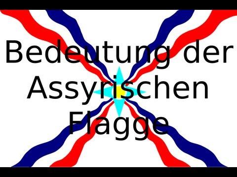 Die Bedeutung der Assyrischen Flagge