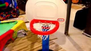 Little Tikes Easy Score Basketball Set Review