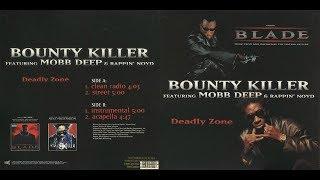 Bounty Killer - Deadly Zone (Street & Instrumental)(Blade OST)[Lyrics]