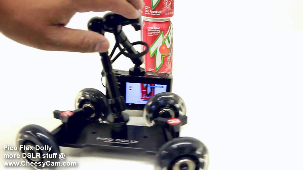 The Pico Dolly Lets You Take Pics From Its Mini Skateboard
