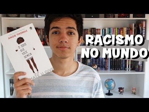 O MUNDO É RACISTA | O Ódio que Você Semeia, de Angie Thomas | Resenha