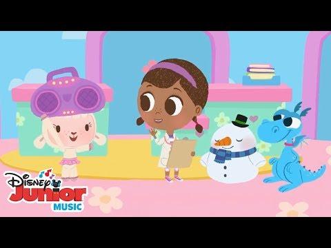 Doc McStuffins Nursery Rhymes! Compilation | 🎶 Disney Junior Music Nursery Rhymes | Disney Junior