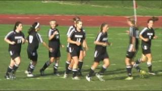 preview picture of video 'Fredonia at Dunkirk Girls Soccer, 9/29/08'