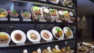 成田空港GoPro散歩第1ターミナル4Fショップ&ダイニングエリア2018年1月
