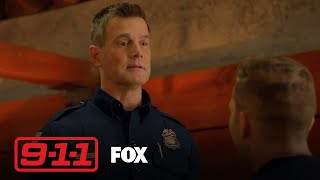 Extrait VO : Buck Shows Up Late To The Firehouse Dinner