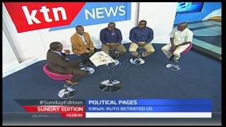Jubilee Party dream was untimely, Uhuru and Ruto allies now admit
