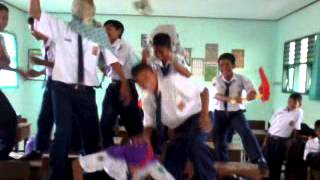 preview picture of video 'goyang Harlem shake ala smp negri 6 tuban'
