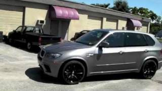 DUBSandTIRES.com 2011 BMW X5 M Review 22 24 26 inch Supercharged Asanti Forgiato forged replica rims