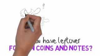 Exchange Foreign Coins for CASH - www.cash4coins.co.uk