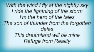 Dreamtale - Refuge From Reality Lyrics