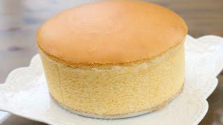 Jiggly Fluffy Japanese Cheesecake Recipe