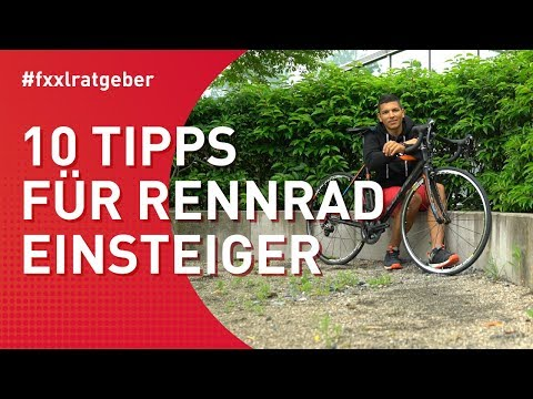 10 Rennrad Einsteiger Tipps