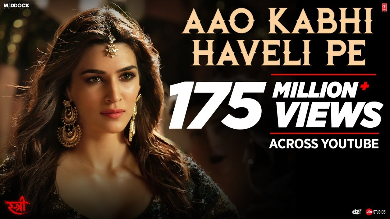 Aao Kabhi Haveli Pe Hindi lyrics