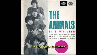 The Animals   It's My Life. Stereo