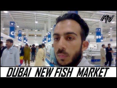 DUBAI NEW FISH MARKET