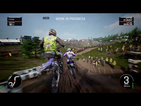 MXGP PRO - First full official gameplay thumbnail