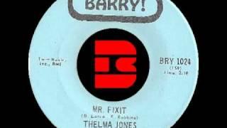 Thelma Jones - Mr Fix It: Northern Soul: Hammond Funk