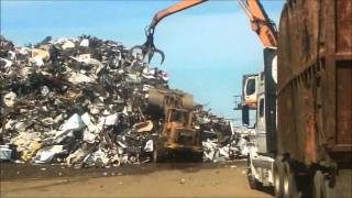 Going to the scrap yard in New Orleans